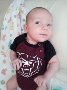 Bear Fan!But mainly because daddy goes there :)