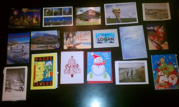 Postcards - Bucket List Update 2!
